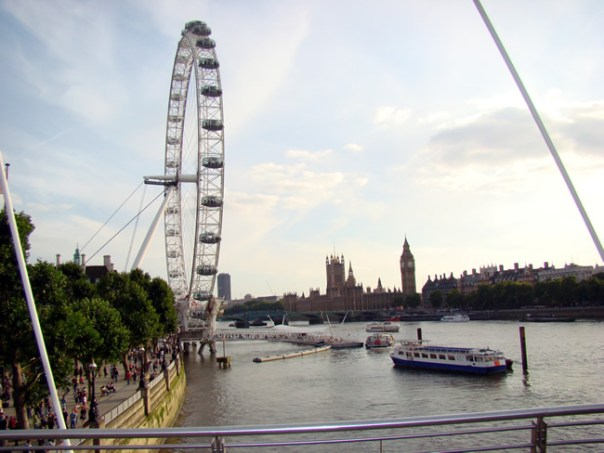London Eye, Lambeth, Londres