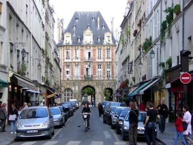 Marais, Paris, France