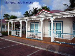 Marigot, lado francês de Saint-Martin