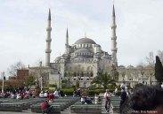 Mesquita Azul, Istambul, Turquia