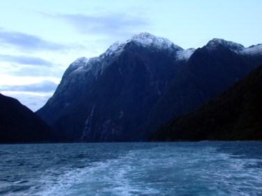 Fjord Milford Sound, Nova Zelândia