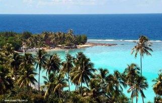 Morea, Tahiti, na Polinésia