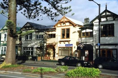 Napier, Nort Island, New Zealand