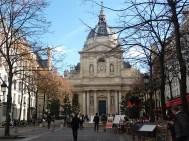Paris, La Sorbonne