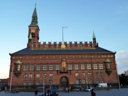 Palácio Real, Copenhagen, Dinamarca