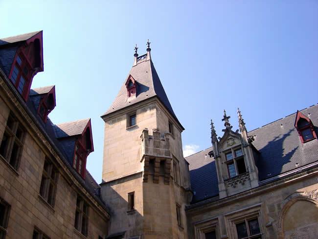Palácio da rainha Margot, Marais, Paris