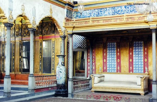Palácio de Topkapı, Istambul, Turquia