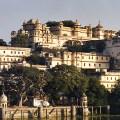 Palácio do marajá de Udaipur