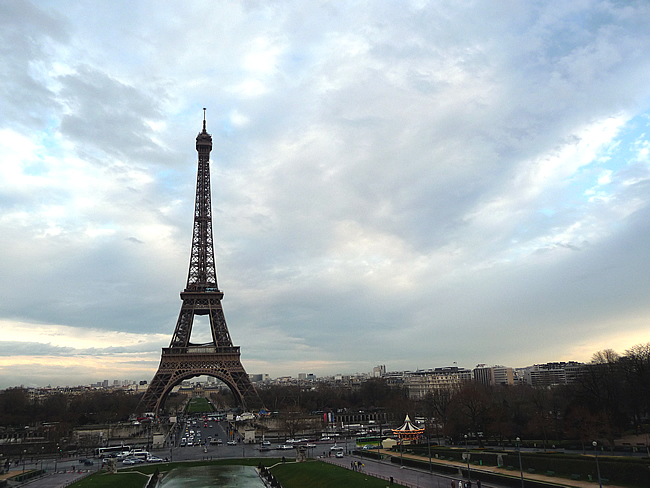 França, Paris, Tour Eiffel