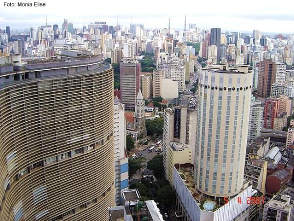 Panorâmica de São Paulo, SP