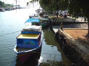 Paraty, canal