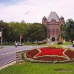 Parlamento de Toronto, no Canadá