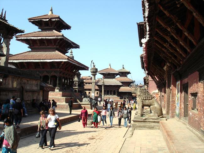 Patan, Vale de Katmandu, Nepal