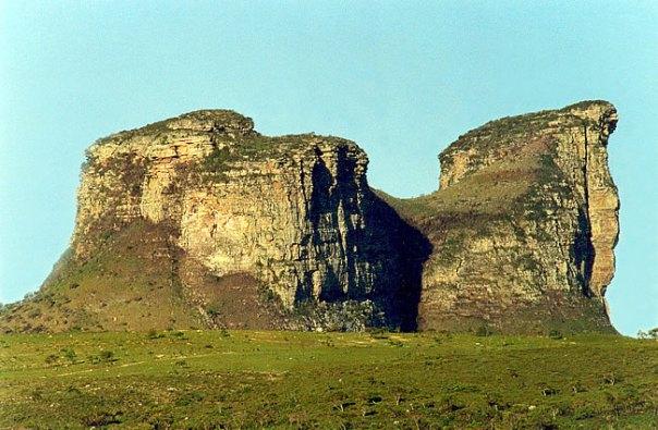 Pedra do Camelo, Chapada Diamantinha, Bahia