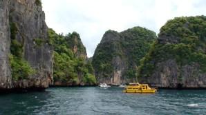 Phi Phi Island, no sul da Tailândia