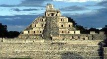 Pirâmide los Nichos, México