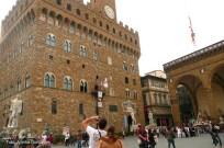 Piazza della Signoria, Florença, Itália