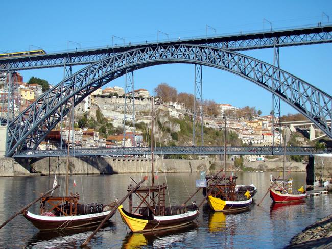 Ponte Dom Luís, Cidade do Porto