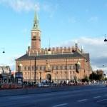 Prefeitura, Kopenhagen, Dinamarca