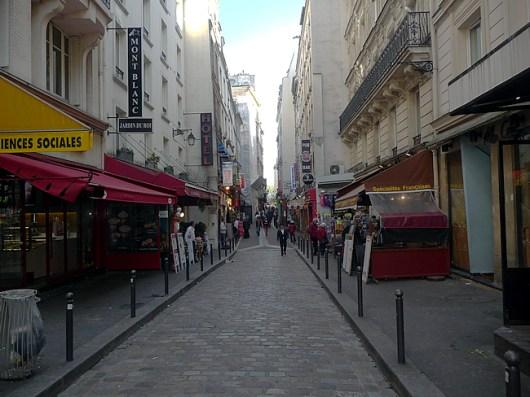 Quartier Latin, rua