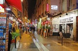 Quartier Ltin, Paris