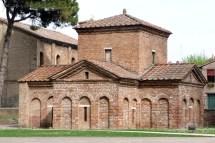 Cidade bizantina de Ravenna, Itália