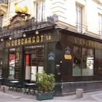 Restaurante especializado em escargots, Les Halles, Paris
