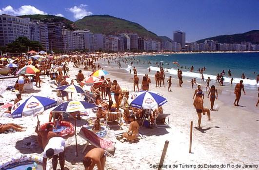 Verão no Rio de Janeiro RJ
