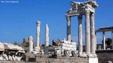 Ruínas em Éfeso, Turquia