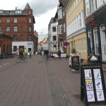 Rua de Elsingor, só bares e lojas de bebidas