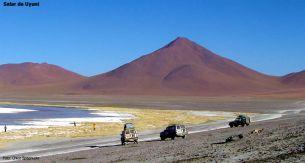 Bolívia, Salar de Uyuni, a 4 mil metros