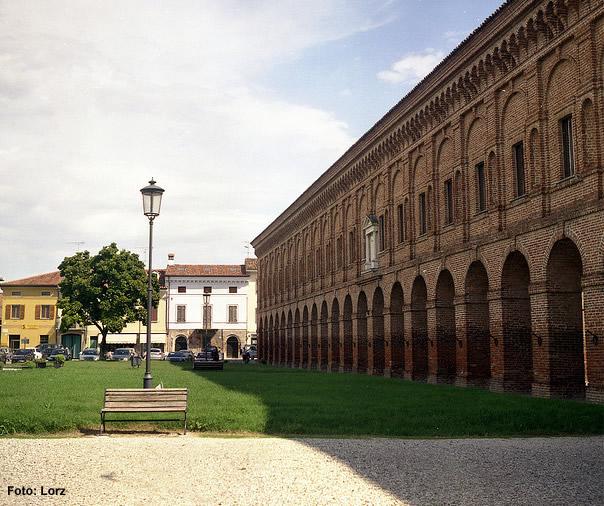 Sabbioneta, Lombardia, Itália