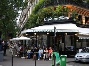 Saint Germain des Prés., Paris