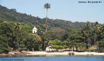 Santana, Ilha Grande, RJ