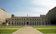 Santiago do Chile, Palácio de la Moneda