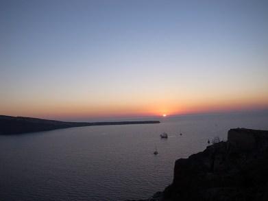 Santori na Grécia, Foto Maggel Meng CCBY