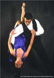 Show de tango, Buenos Aires, Argentina