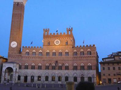 Piazza del Palio, Siena, Toscana