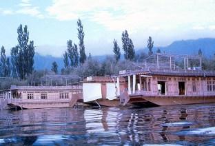 Srinagar, Nageen Lake, Cachemira, Índia