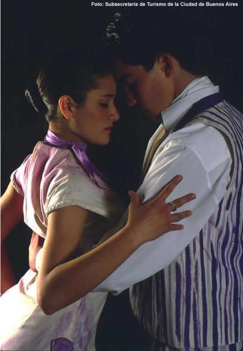 Show de tango, Buenos Aires