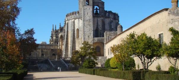 Castelo dos Templários em Tomar, Portugal
