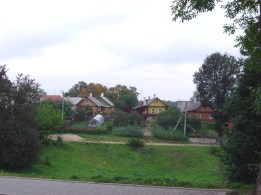 Trakai, Lituânia, paisagem rural
