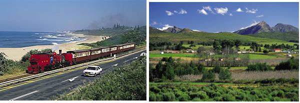 Transportes na África do Sul