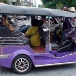 Tuk-Tuk em Bangkok, Tailândia
