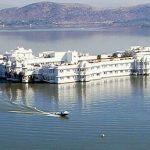 Palácio do lago, Udaipur, Índia