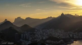 Vista aérea, Rio de Janeiro