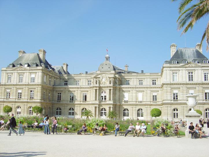 Palácio de Luxembourg, Paris
