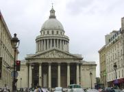 Pantheon, Quartier Latin