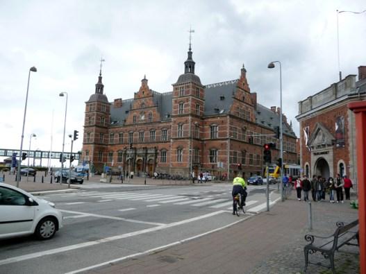 Cidade de Elsingor, Dinamarca