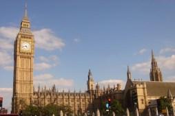 Big Ben, em Londres